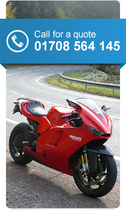 Ducati Motorcycle Motorcycle Insurance